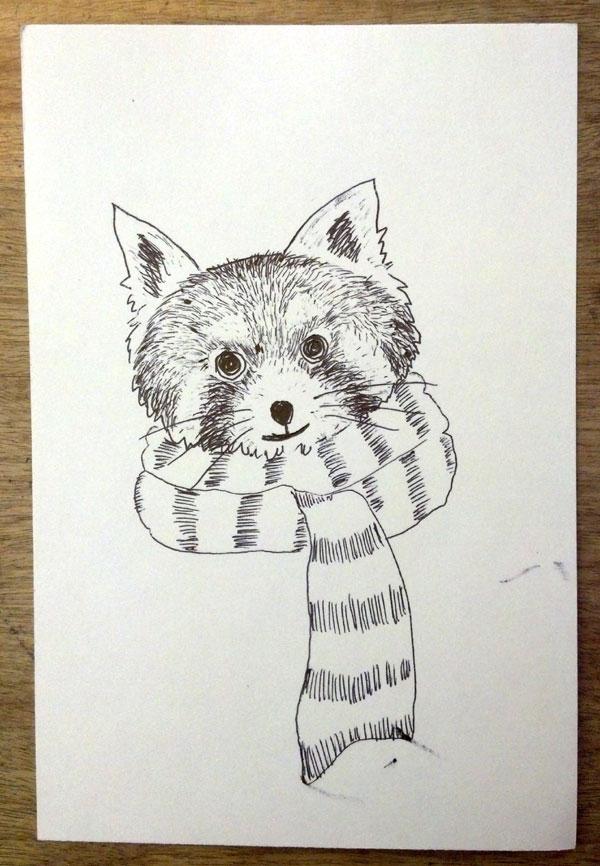 doodle01redpanda